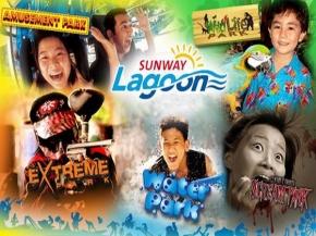 Kuala Lumpur Hotel + Sunway Lagoon Theme Park