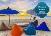 Genting Dream: Bintan Cruise 20% (Summer Season) + Citibank Cardmember enjoy $200 off per cabin