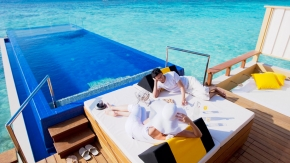 4 Nights Angsana InOcean Pool Villa Maldives 2019 Package