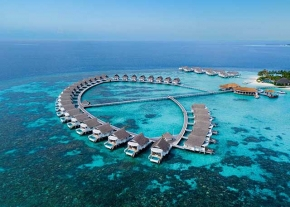 UItimate All Inclusive Plan - 4 Nights Centara Grand Maldives 2019 Package