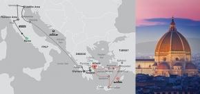 ITALY & GREECE 2019 - 12 days ROME to ATHENS