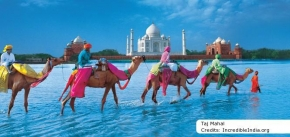 5D Golden Triangle Tour