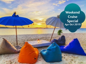 Dream Cruises: 2N WEEKEND BINTAN Cruise (2N Friday Promotion)
