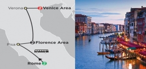 ROME, FLORENCE & VENICE 2019 - 7 days ROME to VENICE