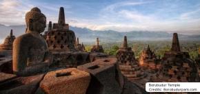 4 Days 3 Nights Amazing Sunrise Borobudur (2 to go)