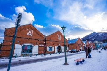 8D6N Winter Hokkaido Group Tour (13 Dec 2019)