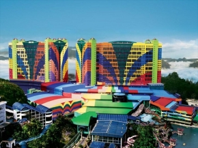 Genting Highlands - Free & Easy