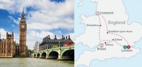 ENGLAND EXPLORER 2019 (7 Days London to London)