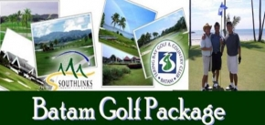 Batam Golf Package 2019