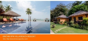 2D1N BINTAN SPA VILLA BEACH RESORT
