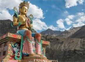 10D9N India - Ladakh (Little Tibet) Nubra Valley & Pangong Lake