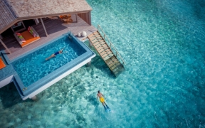 Club Med: Finolhu, Maldives