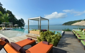 Club Med: Cherating Beach, Malaysia
