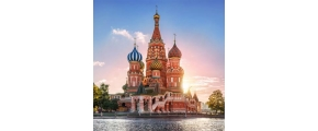 10D7N Fascinating Russia