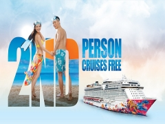 Dream Cruises: 2N PORT KLANG Cruise or 2N MALACCA Cruise (2nd Pax Cruise FREE)