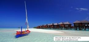 4D3N Romance in Maldives (2019) - Olhuveli Beach & Spa Resort (4*)
