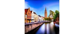 10D8N BEST OF HOLLAND, BELGIUM AND PARIS