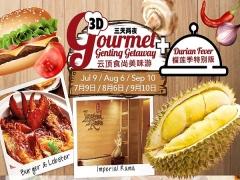 3D2N Gourmet Getaway Durian Fever