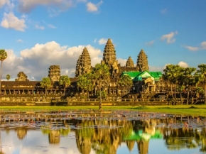 4D3N Angkor To Phnom Penh Highlights (V.V)