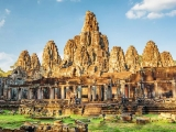 5D4N Angkor To Phnom Penh Highlights (V.V)
