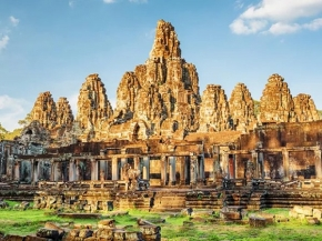 5D4N Angkor To Phnom Penh Highlights (V.V)