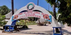 1D Batam Kepri Coral Island Hopping