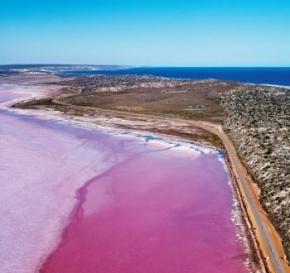 6D4N Western Australia Perth Pink Lake
