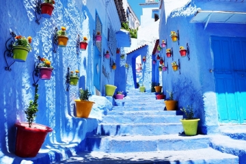 12D9N Discover Morocco + Chefchaouen (Blue City)