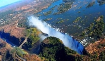 Victoria Falls & Safari