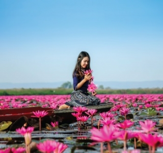 5D Udon Thani Red Lotus Lake