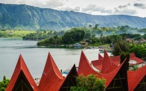 4D3N Medan Lake Toba