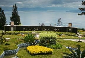 4D3N Medan Lake Toba + Taman Simalem