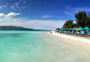 4D3N Exotic Trawangan Lombok