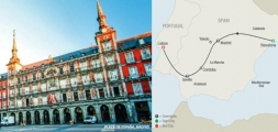 SPAIN & PORTUGAL ESCAPE (9 DAYS from BARCELONA to LISBON)