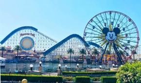 3D2N LAX + Disneyland + Universal 2019 Land Tour