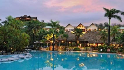 4 Nights Fiji Island