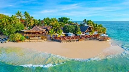 5D4N Fiji Island Hopping Package at Castaway Island Resort + Novotel Nadi
