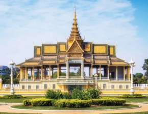 4D3N Angkor To Phnom Penh Muslim Tour Sic (v.v)