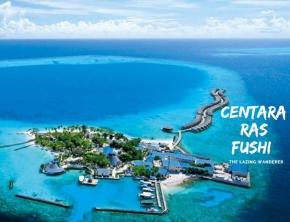5D4N Centara Ras Fushi Maldives Special Promo