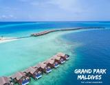 5D4N Grand Park Kodhipparu Maldives