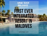 5D4N Hard Rock Maldives