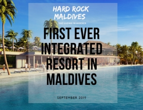 5D4N Hard Rock Maldives