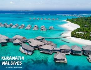 5D4N Kuramathi Maldives