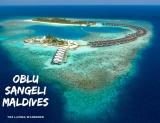 5D4N Oblu Select at Sangeli Maldives Package Offer