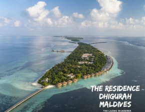 6D5N The Residence Dhigurah Maldives Package Opening Special