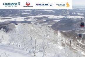 Club Med Hokkaido Group Departure