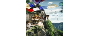 5D4N BHUTAN BLISS (EXCLUSIVE DIRECT CHARTER FLIGHT)