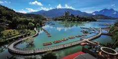 7D6N Taipei / Shihfen / Sky Lantern / Haoke Sanshing Farm Experience / Aborginal Culture / Sun Moon Lake / Cing Jing Farm