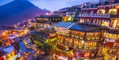 7D6N Taipei / Shihfen / Sky Lantern / Chiufen / Alishan / Kaohsiung Ten  Drum / Tainan Capital City / Sun Moon Lake / Taichung