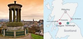 SCOTLAND EXPLORER 2019 (7 Days Edinburgh to Glasgow)